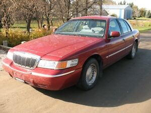 1999 Mercury Grand Marquis LS Sedan