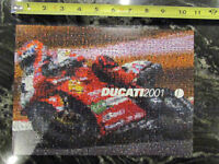 DUCATI 2001 FULL LINE BROCHURE CATALOG
