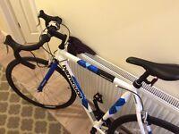 Baracuda 22 inch unisex road bike