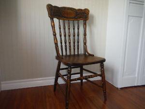 Magnificent Antique Chair