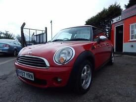 2007 Mini Hatchback 1.4 One 3dr 2 keys,Service history,Finance available,Px w...