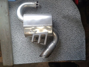SLP Exhaust Can