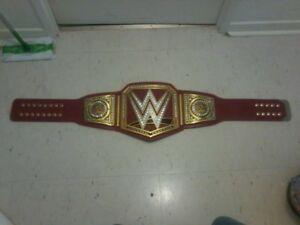 WWE ECW replica belts