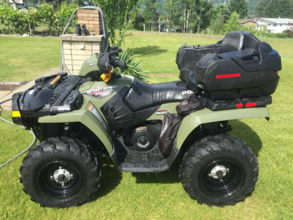 Used 2007 Polaris Sportsman 500 HO/EFI