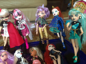 Bratzilla Barbie Doll Lot - Barbie Toys