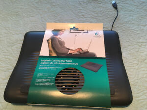 Logitech PC & Mac laptop cooling pad