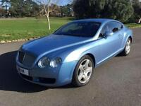 2005 05 BENTLEY CONTINENTAL 6.0 GT 2DR