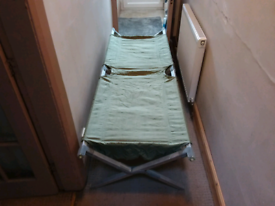 Army Camp bed