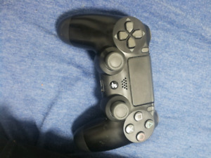 PS4 remote controller: seldomly used