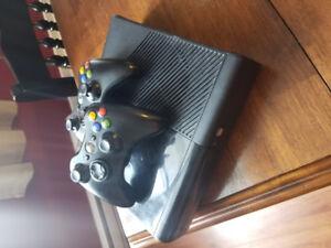 Xbox 360, controller, games