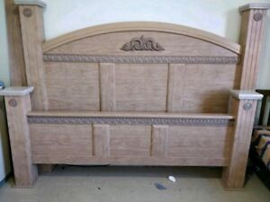 King bed for sale $450