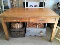 Desk /craft work table