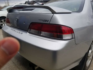 Honda Prelude- Silver, no rust, fantastic car