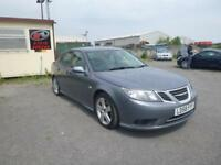 2008 58 reg Saab 9-3 1.9TTiD (180ps) Vector Sport 4dr Diesel Manual