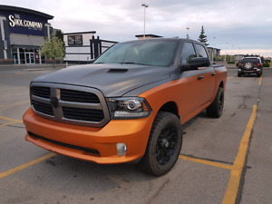 2014 Ram 1500 Sport Fully Loaded, only 58k, No Accidents, Clean!
