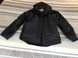 Woman's Columbia 3 in 1 winter jacket, size medium