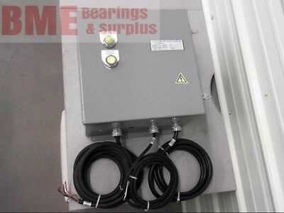5 Hp Allen Bradley Powerflex 40 Motor Drive With Ab 700dc Type P Direct Dc Relay