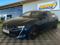 2020 Peugeot 508 1.5 BlueHDi GT Line Fastback EAT (s/s) 5dr Hatchback Diesel Aut