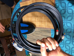 Ultra strong, long, and durable ab cable.