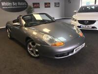 2001 Porsche Boxster 2.7 986 Tiptronic S 2dr