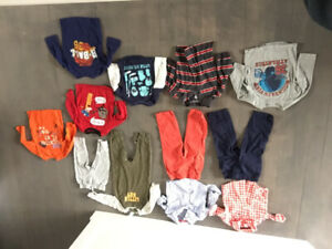 Size 24 month boy clothes $20 for all - brand new condition