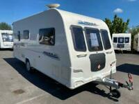 2010 BAILEY PEGASUS 462 Touring Caravan - 2 Berth