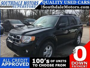 2011 FORD ESCAPE XLT * AWD * LEATHER * POWER GROUP
