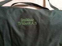 Fishing bivvy Trakker Trident A.S