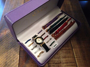Interchangeable Watch Set