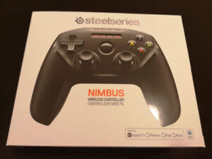 Nimbus Steelseries Wireless Controller for all Apple products
