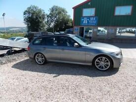 Bmw 3 Series 320D M Sport Touring Estate 2.0 Manual Diesel