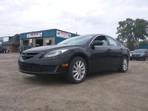 2013 Mazda 6 in amazing condition !! ONLY 123,720 KM !!