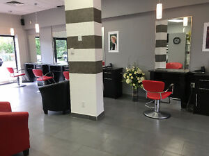 CONTEMPORARY HAIR SALON BUSINESS FOR SALE