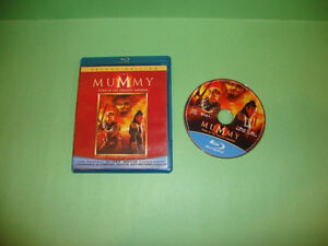 The Mummy: Tomb of the Dragon Emperor (Blu-ray Disc, 2012)