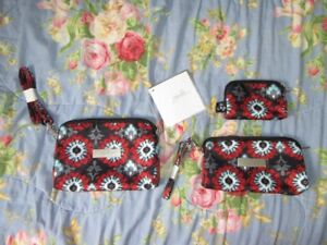 NEW Designer Jujube Be Set of pouches/bags for Diapers Baby