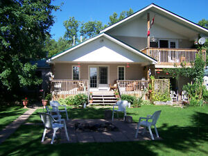 Beautiful cottage for rent-West Arm of Lake Nipissing