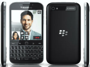 Like new BlackBerry Q20 classic Fido 16 GB batterie neuve
