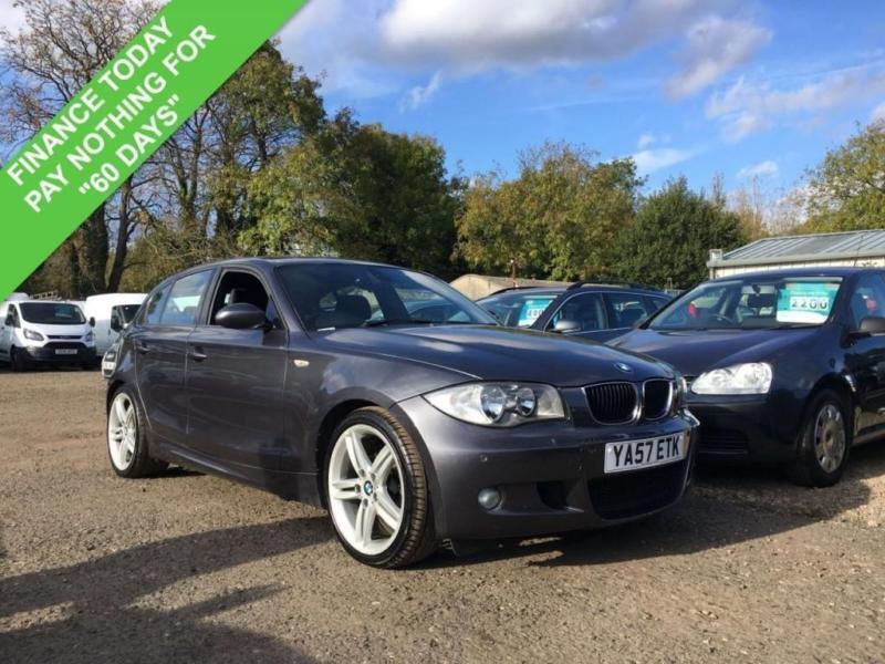 2008 57 BMW 1 SERIES 116I 1.6 M SPORT 5DR 121 BHP