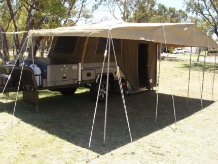 Hire Cavalier & Eureka Off Road Camper Trailers from $490/wk.