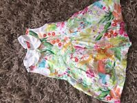 Girls oilily dress age 2