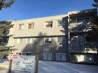FREE RENT! Don't miss out! Family friendly 2 bed apart LACOMBE
