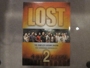 Lost: The Complete Second Season DVDs (7 Discs)