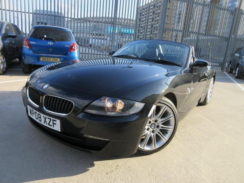 2008 BMW Z4 2.5 i Sport Roadster 2dr