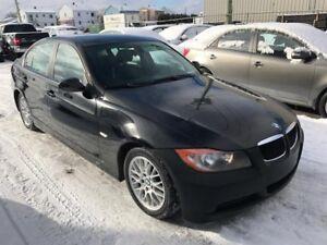 2007 BMW 323i, FINANCEMENT MAISON