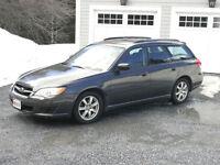 2008 Subaru Legacy Wagon - New Price