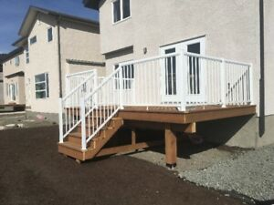 front porches and decks