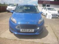 2013 FORD FIESTA 1.25 Style 3dr
