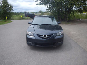 2007 Mazda Mazda3 GT Sedan - Auto -***BIG WEEKEND SALE***