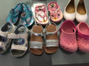 Size 6 & 7 Girls shoes