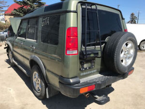 2000 LAND ROVER RANGE ROVER for parts